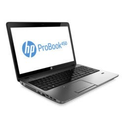 Refurbished Grade A1 HP ProBook 450 G0 Core i3-3120M 4GB 500GB Windows 8 Touchscreen Laptop in Silver