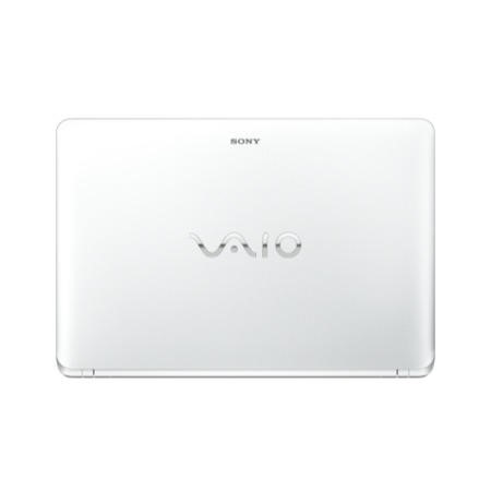 Refurbished Grade A1 Sony VAIO Fit E 15 Core i3 4GB 750GB Windows 8 Laptop in White