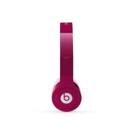 Refurbished GRADE A5 - Beyond economical repair – Jobber / Spare Parts - Beats Solo HD Headphones - Bubble-gum Pink