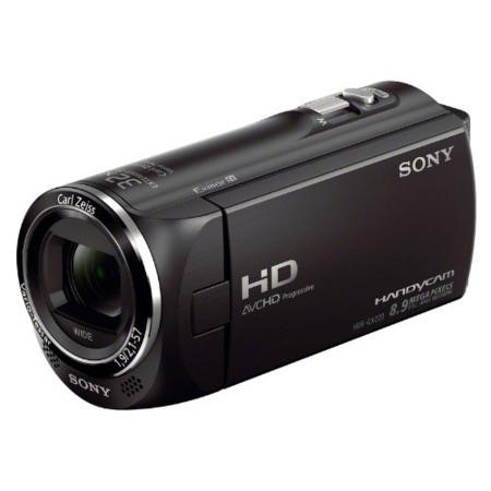 Refurbished GRADE A1 - As new but box opened - Sony HDR-CX220EB Full HD Digital Camcorder