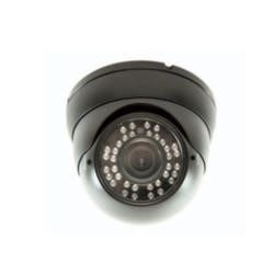 "Refurbished GRADE A1 - As New - UTC Vandal Resistant Dome 30m IR 2.8-12mm VF 1/3"" DN 700tvl 12V DC"