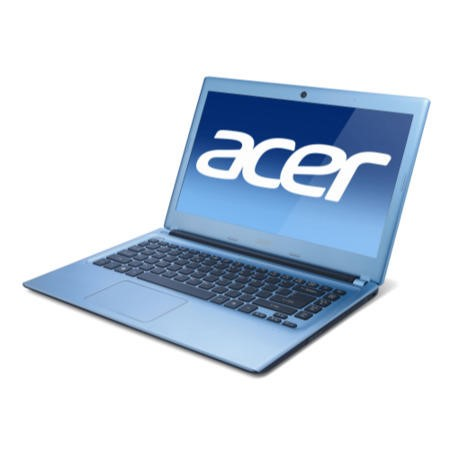 Refurbished Grade A2 Acer Aspire V5-431 Windows 8 Laptop in Blue