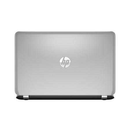 Refurbished Grade A1 HP Pavilion 15-n265sa Core i3 6GB 1TB 15.6 inch Windows 8.1 Laptop in Silver & Black