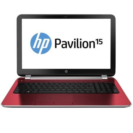 "Refurbished Grade A1 HP Pavilion 15-n222sa i3-3217U 1.8GHz 8GB 1TB DVDSM 15.6"" Windows 8.1 Laptop in Goji Berry Red"
