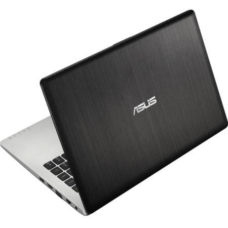 Refurbished Grade A2 Asus VivoBook S400CA Core i3 14 inch Touchscreen Laptop in Silver & Black