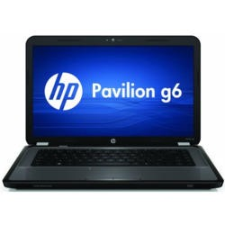 Refurbished Grade A2 HP Pavilion g6-1351ea Windows 7 Laptop in Charcoal Grey