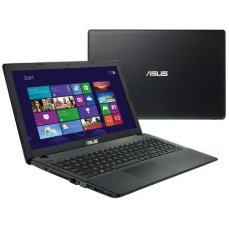 Refurbished Grade A1 Asus R512CA 4GB 500GB Windows 8 Laptop in Black