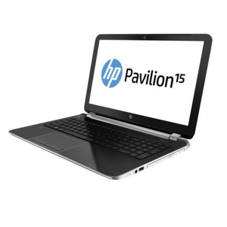 Refurbished Grade A2 HP Pavilion 15-n245sa 4th Gen Core i5 6GB 750GB Windows 8.1 Laptop in Black