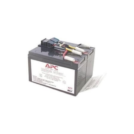 Refurbished GRADE A1 - As New - APC Replacement Battery Cartridge #48 - UPS battery - Lead Acid