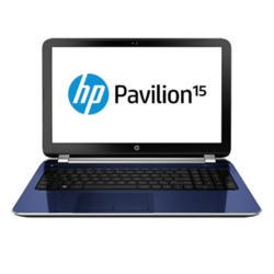 Refurbished Grade A1 HP Pavilion 15-n248sa Quad Core 8GB 1TB Windows 8.1 Laptop in Blue