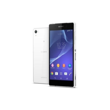 GRADE A1 - As new but box opened - Sony Xperia Z2 White Sim Free Mobile Phone