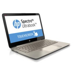 Refurbished Grade A1 HP Spectre 13-3010ea 4th Gen Core i5 8GB 256GB SSD 13.3 inch Full HD Touchscreen Ultrabook