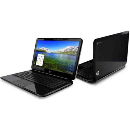 Refurbished Grade A2 HP Pavilion 14-c001sa Chromebook 4GB 16GB SSD 14 inch Laptop in Black