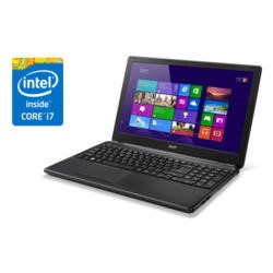 Refurbished Grade A1 Acer Aspire E1-572 4th Gen Core i7 6GB 750GB 15.6 inch Windows 8 - BEST VALUE CORE I7 LAPTOP