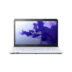 "Refurbished Grade A1 Sony VAIO E17 17.3"" Windows 7 Laptop in White"
