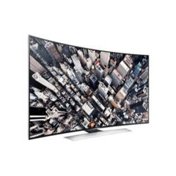 Ex Display - As new but box opened - Samsung UE55HU8500 55 Inch 4K Ultra HD 3D Curved LED TV