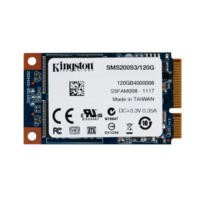 "Kingston mS200 120GB 2.5"" mSATA Internal SSD"