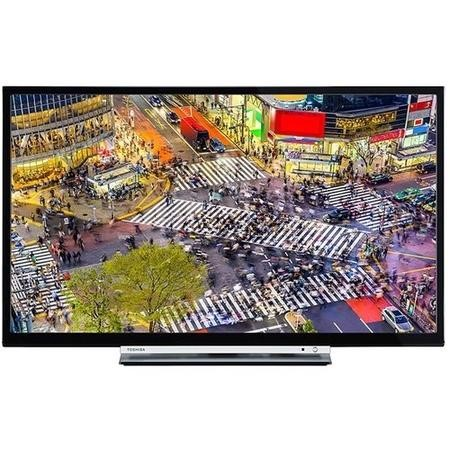 "GRADE A2 - Toshiba 24D3753DB 24"" HD Ready Smart LED TV and DVD Combi with 1 Year Warranty"