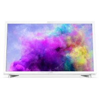 "GRADE A1 - Philips 24PFT5603 24"" 1080p Full HD LED TV with 1 Year Warranty - White"