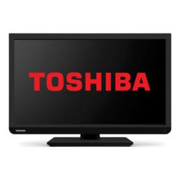Toshiba 24W1433 24 Inch Freeview LED TV