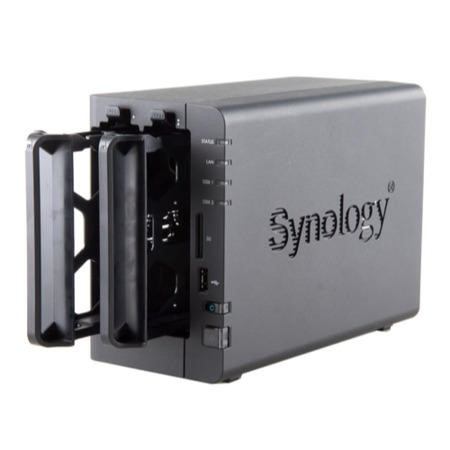 Synology DS214Play 2 Bay Desktop NAS