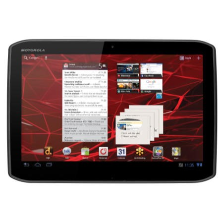 "Refurbished Grade A1 Motorola XOOM 2 Media Edition MZ607-16 8.2"" Capacitive Android Tablet in Black"