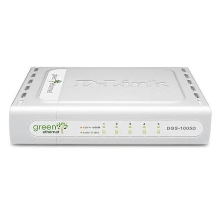 DLINK 5PORT GIGABIT SWITCH