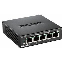 5-port 10/100 Metal Housing Desktop Switch