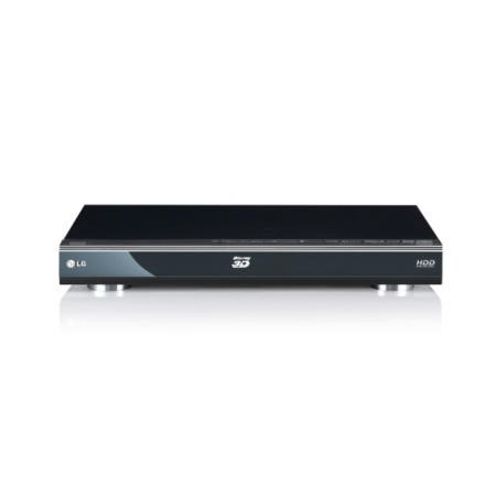 GRADE A3 - Moderate Cosmetic Damage - LG HR600 250GB 3D Blu-ray player