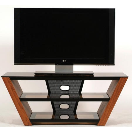 Peerless New Orleans Light Oak TV Stand - Up To 50 Inch