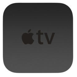 Apple TV with 1080p Full HD