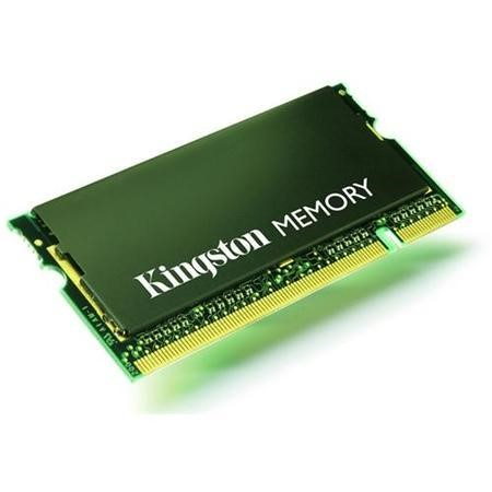 Kingston memory - 1 GB - SO DIMM 200-pin - DDR2