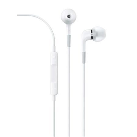 Apple IN-EAR HEADPHONES WITH REMOTE  MIC