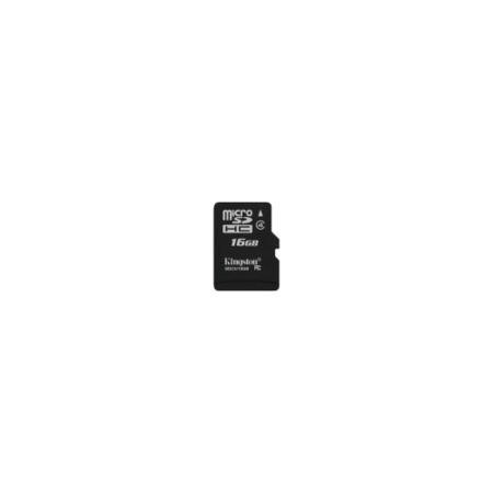 SDC4/16GBSP Kingston 16GB MicroSDHC Class 4 Card