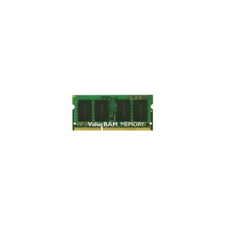KVR1333D3S9/8G Kingston 8GB 1333Mhz DDR3 Notebook Memory