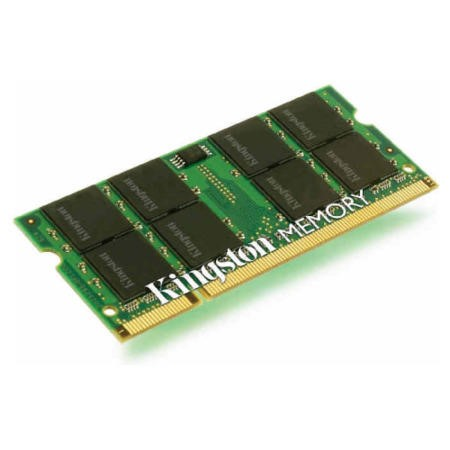 KVR13S9S8/4 Kingston 4GB DDR3 1333MHz Non-ECC SO-DIMM Memory