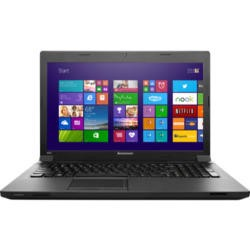 Refurbished Grade A1 Lenovo Essential B590 Core i3 4GB 500GB Windows 7 Pro / Windows 8.1 Pro Laptop