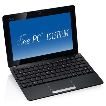 Refurbished Grade A2 Asus EeePC 1015BX 1GB 320GB 10.1 inch Windows 7 Netbook in Black