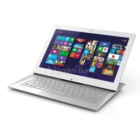 Refurbished Grade A1 Sony VAIO Duo 13 Core i5 4GB 128GB SSD 13.3 inch Full HD Touchscreen Windows 8 3G Laptop