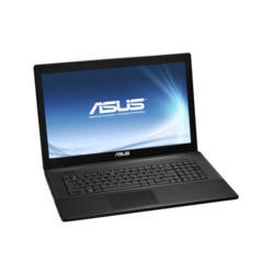 Refurbished Grade A1 Asus X75A Pentium Dual Core 4GB 750GB 17.3 inch Windows 8 Laptop in Black