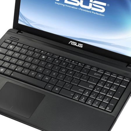 Refurbished Grade A1 Asus X55A 2GB 320GB 15.6 inch Laptop in Black