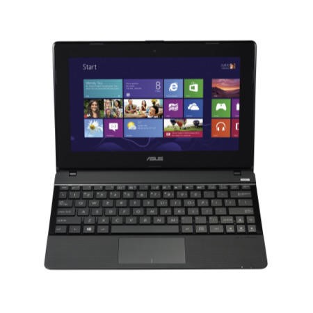 Refurbished Grade A2 - Asus VivoBook X102BA 4GB 500GB 10.1 inch Windows 8 Touchscreen Laptop