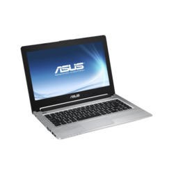 Refurbished Grade A1 Asus S46CM Core i7 4GB 750GB 14 inch Ultrabook in Silver