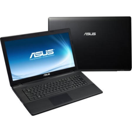Refurbished Grade A1 Asus R704A Celeron 1000M 1.8GHz 4GB 500GB DVDSM 17.3 inch Windows 8 Laptop in Black