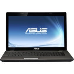 Refurbished Grade A1 Asus A73SD Core i5 6GB 500GB Windows 7 Laptop in Black