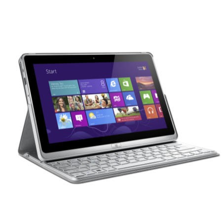 Refurbished Grade A1 Acer Aspire P3-171 Core i3 4GB 120GB SSD Windows 8 11.6 Inch Touchscreen Convertible Ultrabook Tablet