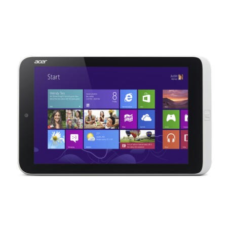 "Refurbished Grade A1 Acer Iconia W3-810 Atom Z2760 2GB 32GB 8"" Windows 8 Tablet"