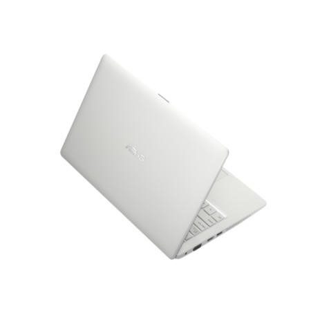 Refurbished Grade A2 Asus VivoBook X200CA 4GB 500GB Windows 8 11.6 inch Touchscreen Laptop in White