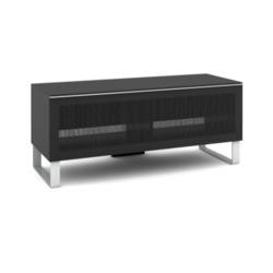 Ex Display - As new but box opened - Elmob Exclusive Black TV Cabinet - Up to 50 Inch
