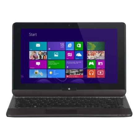 Refurbished Grade A1 Toshiba Satellite U920T-11C Core i5 Windows 8 12.5 inch Touchscreen Convertible Slider Ultrabook